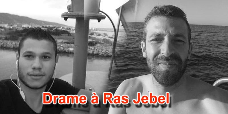 Deux morts dans le naufrage d'une barque de pêche à Ras Jebel