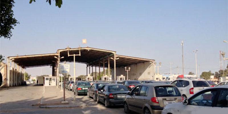 Le passage frontalier de Ras Jedir rouvert du côté libyen