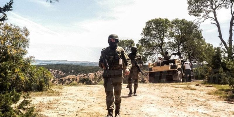Ghardimaou : Poursuite de l'opération de ratissage