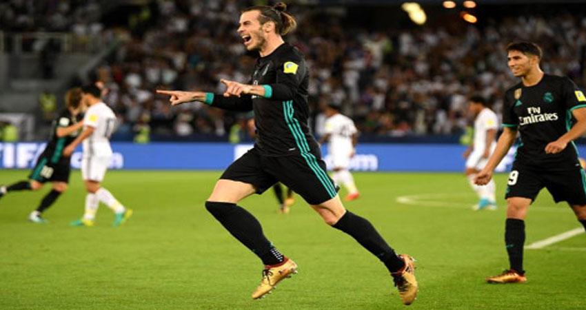 ريال مدريد في نهائي كأس العالم لأندية
