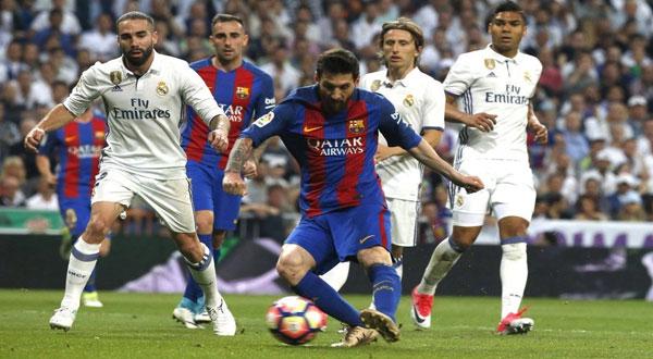 السوبر الإسباني :تشكيلة برشلونة و ريال مدريد