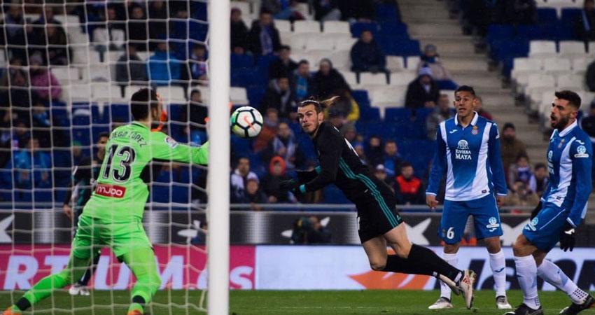 إسبانيول يُسقط ريال مدريد في الوقت القاتل