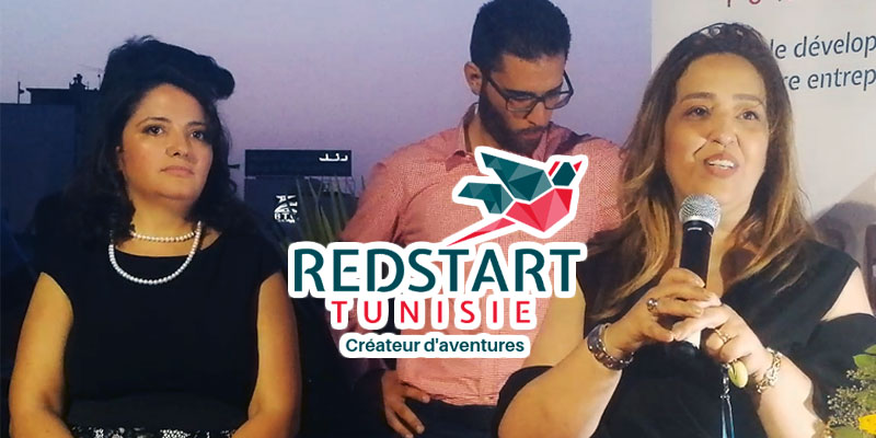 En vidéos : Douja Gharbi et Samar Louati lancent Red Start et Bridging Angels