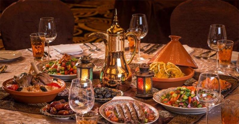 5 نصائح تفقدكِ الوزن في رمضان دون حمية