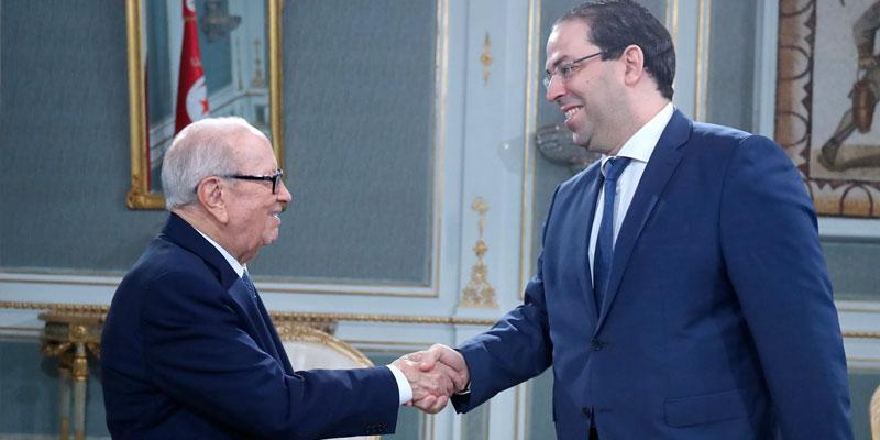 En vidéo : BCE rencontre Youssef Chahed