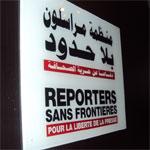 Reporters sans frontières : 'Un flou juridique dangereux pour la liberté de la presse'