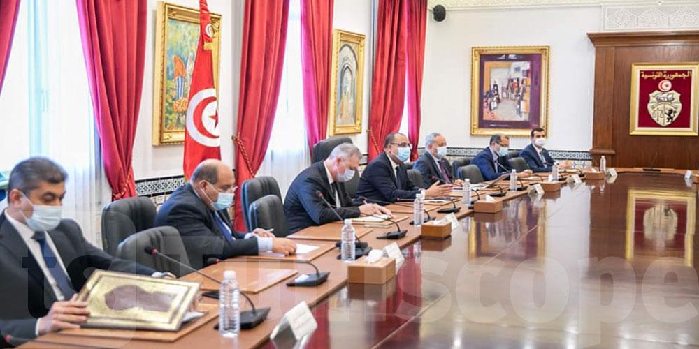 الاستعدادات لشهر رمضان المعظّم من محاور اجتماع رئيس الحكومة بعبد المجيد الزار