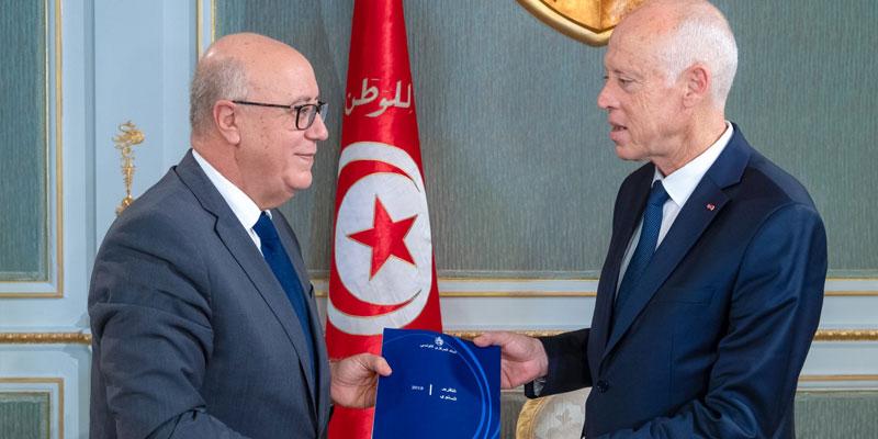 En vidéo : Ce que l'on sait de la rencontre entre Marouane Abassi et Kaïs Saïed