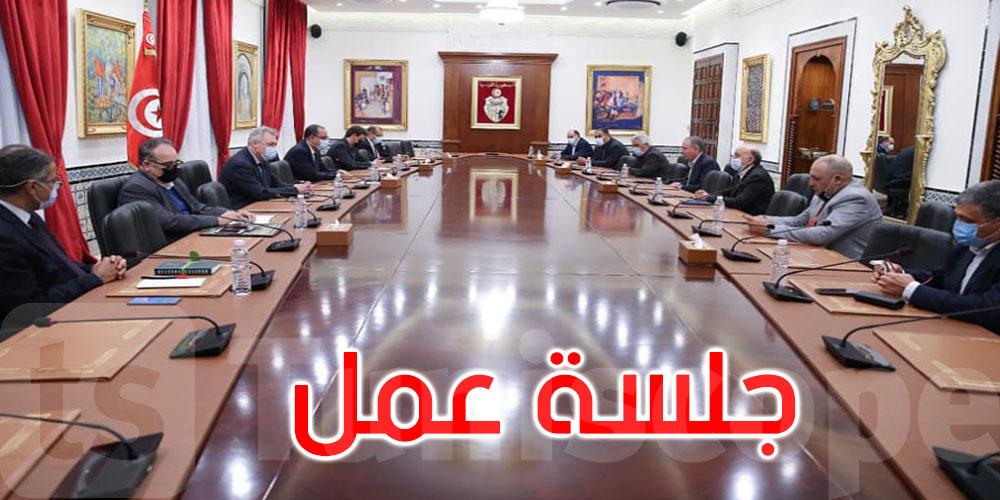 تغيبت عنها ألفة الحامدي: هذا ما أفضت إليه جلسة العمل حول إصلاح شركة الخطوط التونسية