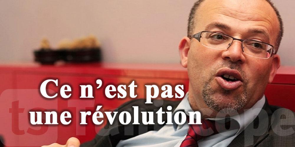 Ce n'est pas une révolution