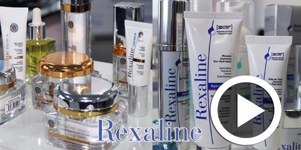 En vidéo : Découvrez les nouveaux soins de la marque Rexaline