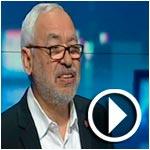 بالفيديو : راشد الغنوشي : حكومة الجبالي و حكومة العريض اسقطها الإرهاب