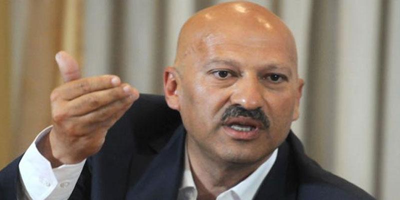 الهيئة السياسية لحركة تونس اولا تعلن قبول استقالة رضا بالحاج