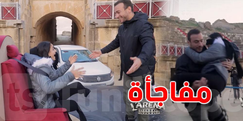 بالفيديو.. تفاعل كبير مع مفاجأة ياسين بن قمرة للفتاة ريم