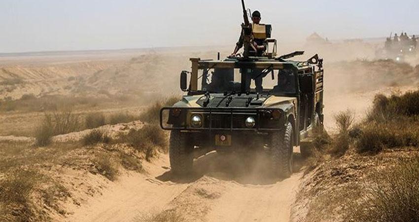 إيقاف شاب بصدد رصد تحركات دوريات عسكرية برمادة