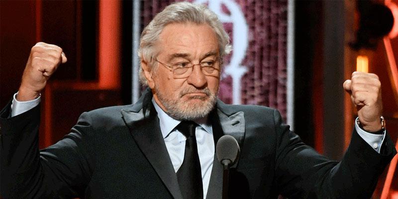 Robert De Niro visé par un colis suspect