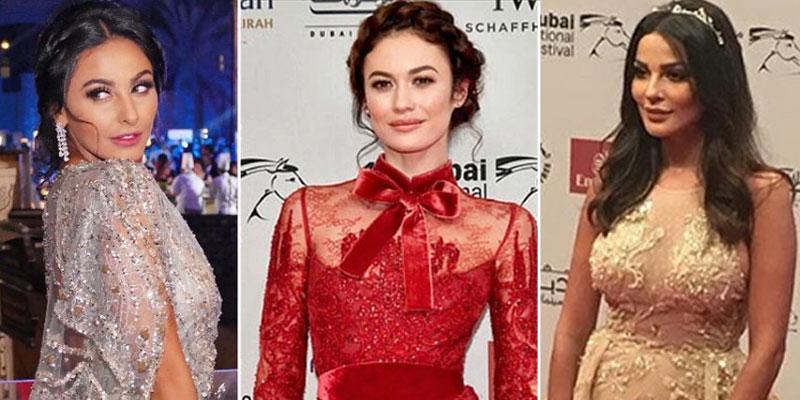 En photos : Les 3 plus beaux looks de la cérémonie d'ouverture du Festival International du Film de Dubaï