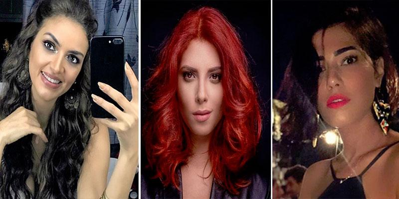 En photos : Les 5 plus belles robes des stars tunisiennes vues sur Instagram