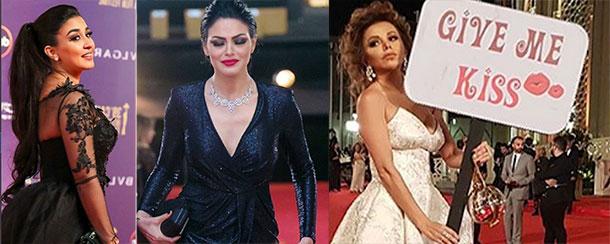 En photos : Les 5 plus belles robes de la cérémonie d'ouverture du Festival International du Film du Caire