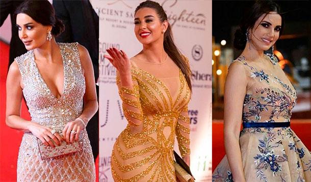 Retour en images sur les plus belles robes du festival du film d'El Gouna