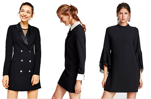 En photos : 5 robes noires à shopper sans hésiter…