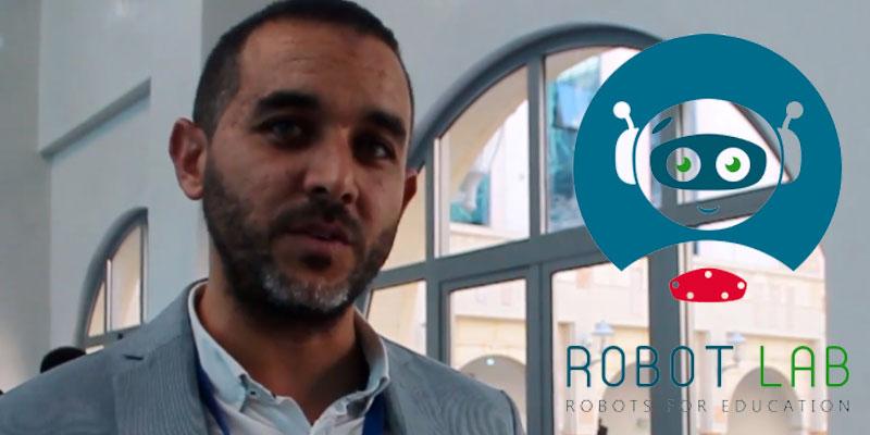 En vidéo : Nizar Chelly parle de son projet Robot LAB et de sa participation à Souk At-Tanmia