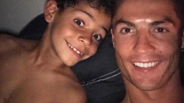 فيديو لهدف رونالدو الابن يحصد الملايين..