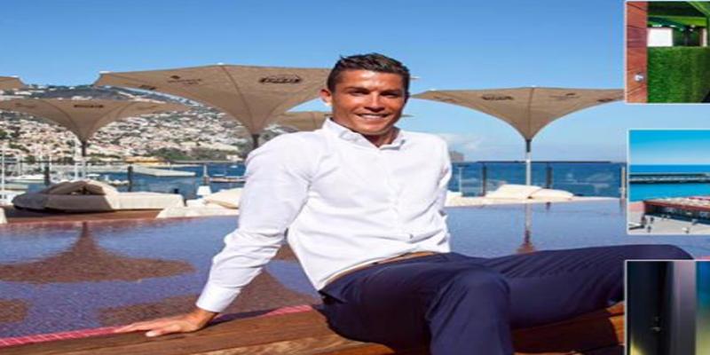 رونالدو يفتتح مطعما جديدا في مراكش