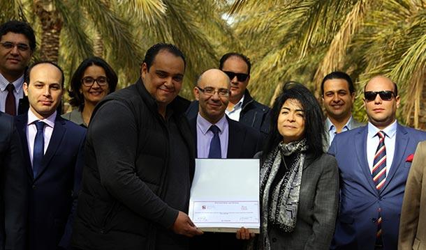Le Tunisian American Enterprise Fund étend son intervention vers le Sud Tunisien en accompagnant la société Rose de Sable
