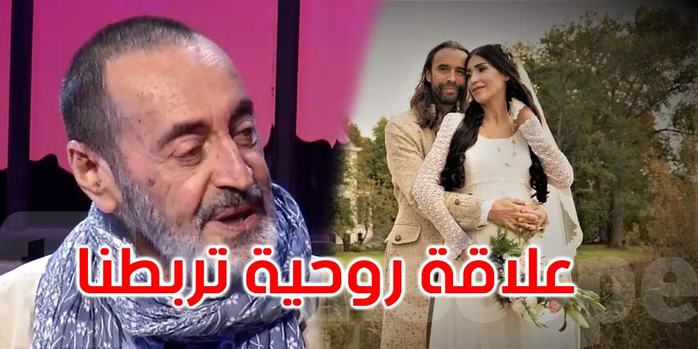 لأول مرة، هشام رستم يعلق على خبر طلاقه من سناء الزين