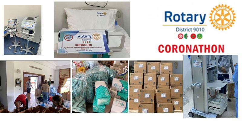 Le Rotary récolte 677 milles dinars en dons pour la santé