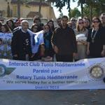 Le Rotary Club de Tunis Méditerranée se mobilise pour un Hiver au chaud