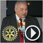 En vidéo : Rotary District 9010 : Servir l'humanité, agir dans la continuité