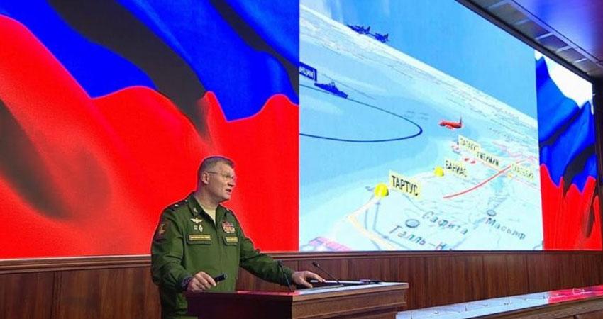 روسيا تتهم أمريكا بالكذب فيما يخص الهجمات بالمواد السامة في سوريا