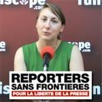 La situation des médias Tunisiens selon Reporters Sans Frontières