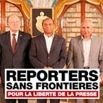 Reporters sans frontières salue la création de la HAICA