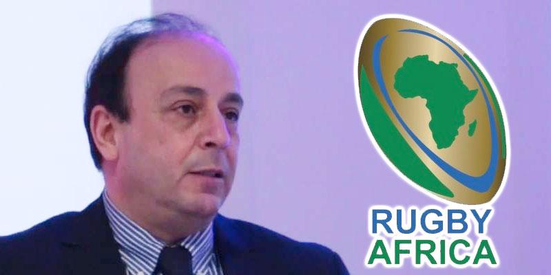 Khaled Babbou élu Président de Rugby Afrique