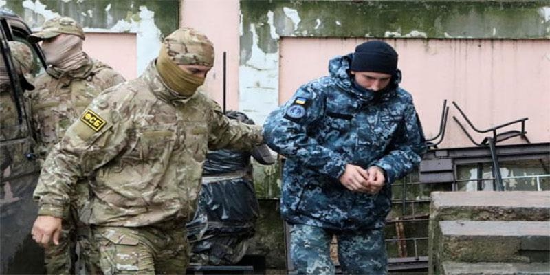 Le président ukrainien évoque la ''menace d'une guerre totale'' avec Moscou