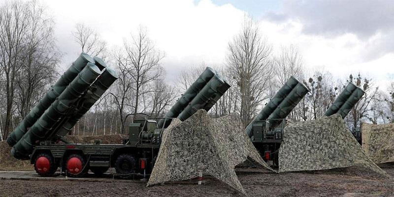 روسيا تكشف موعد تسليم صورايخ ''إس-400'' إلى تركيا