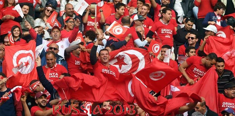 بالفيديو: أغنية ''جيبوها يا لولاد'' للاحتفاء بالمنتخب التونسي في كأس العالم