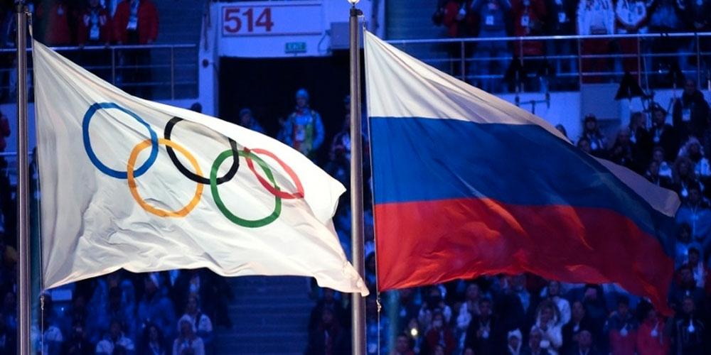 La Russie exclue pour 4 ans des Jeux Olympiques