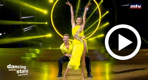 En vidéo-Dance with the stars : Rym Saidi se qualifie pour les quarts de finale et rêve de Hollywood