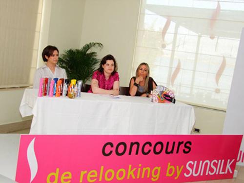 Concours de Relooking By Sunsilk