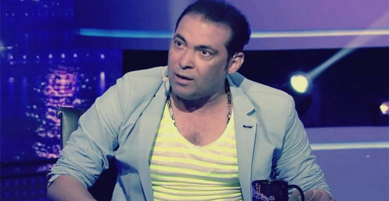 حبس الفنان المصري سعد الصغيّر