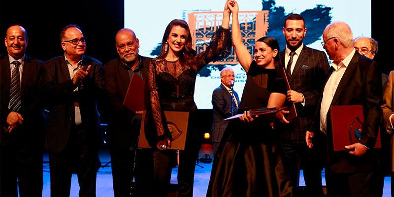 En photos : Dorra Zarrouk et Nidhal Saadi à l'honneur comme artistes tunisiens à l'étranger