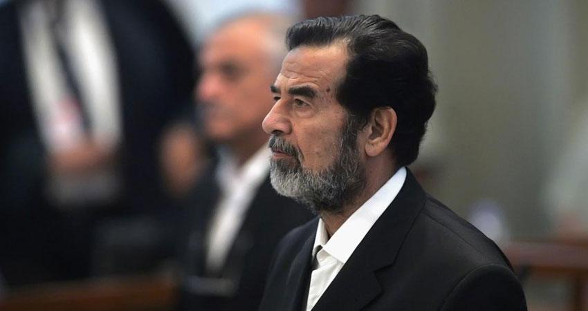هذه وصية صدام.. سرّ الجثمان المودع في مكان مجهول