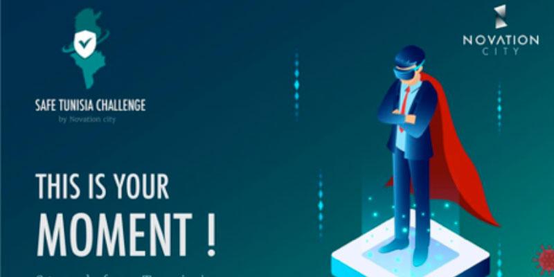 Safe Tunisia Challenge un concours destinéaux Startups