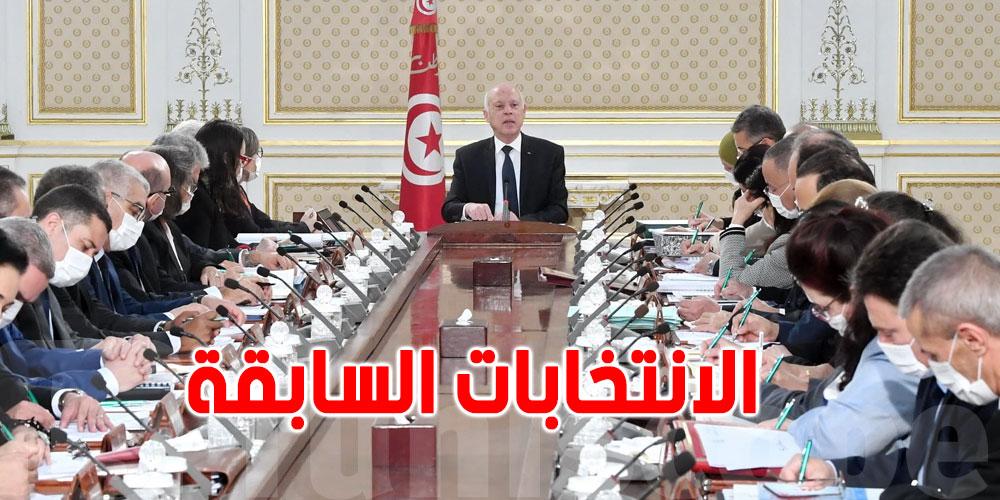 حول انتخابات 2019: سعيّد يستعد لإصدار مرسوم جديد