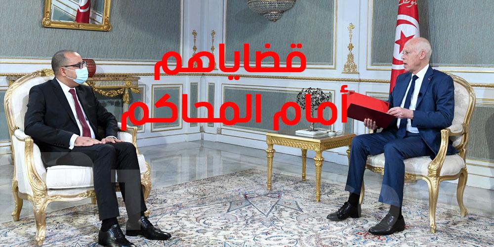 بالفيديو: قيس سعيد ''البعض یُروّج لتعیینهم فی عدد من المناصب لا تزال قضاياهم أمام المحاكم''