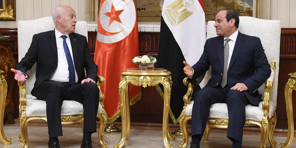 حسب ميدل ايست اونلاين : زيارة سعيد إلى مصر تثير غضب الإسلاميين
